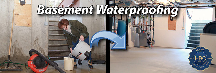 Wet Basement Repairs